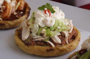 sope, gastronomia mexicana