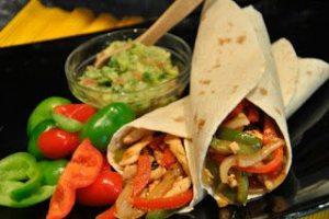 fajita, gastronomia mexicana