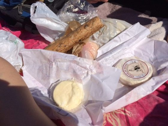 gastronomia, cocina francesa, gastronomia de la provenza, francia, vacaciones en francia, guia gastronomica de  la provenza, verano en francia, les espiguettes