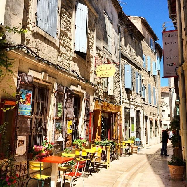 gastronomia, cocina francesa, gastronomia de la provenza, francia, vacaciones en francia, guia gastronomica de  la provenza, verano en francia, Usèz