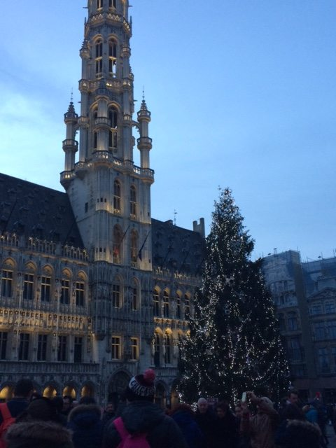 grand place, bruselas, belgica