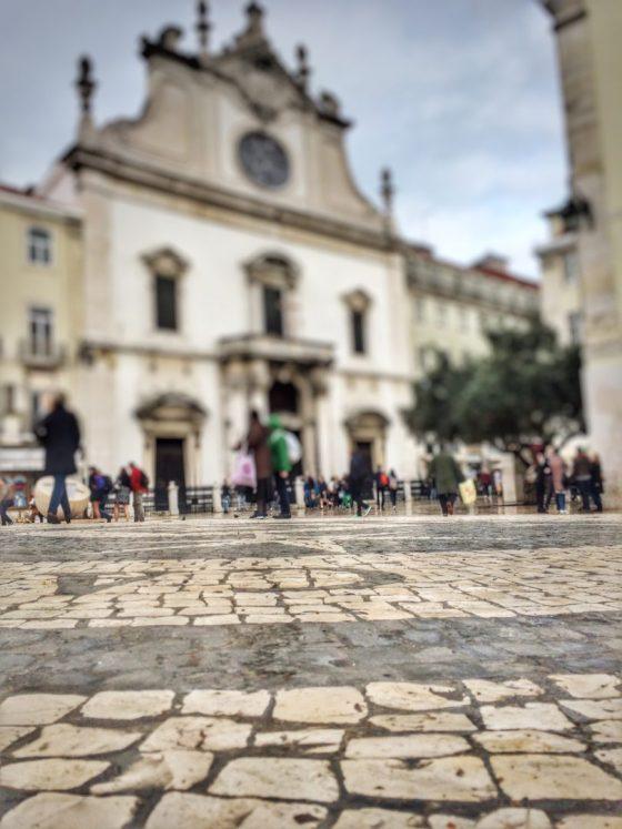 iglesia santo domingo, lisboa, portugal, conocer portugal, turismo portugal