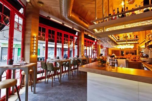restaurante la canica, chef sergio martinez, restaurantes madrid, donde comer en madrid, restaurantes romanticos madrid, terrazas madrid, madrid,