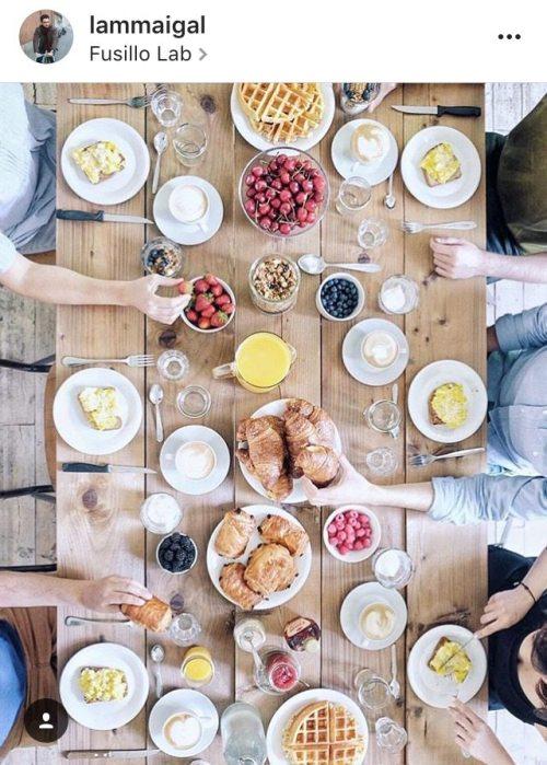 instagram, fotografia gastronomica, perfiles gastro en instagram, food styling, fotografia, recetas de cocina, blog de cocina, revista gastronomica, lammaigal