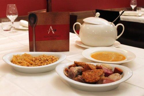 platos de cuchara, platos de invierno, platos de cuchara españoles, cocina tipica españa, gastronomia española,, cocido maragato, restaurante el astorgano