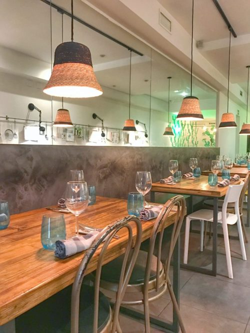 cocina canaria, restauantes madrid, restaurantes, comida canaria madrid, restaurante canario madrid, gofio