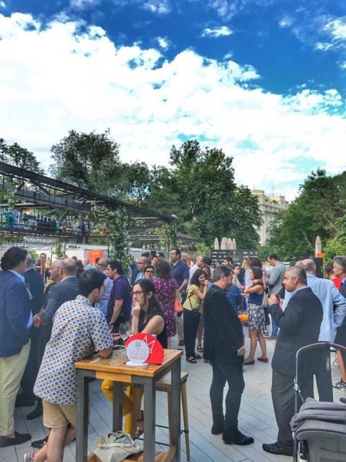 verano, productos gourmet, gastronomía, foodie, restaurantes madrid, bebidas verano, florida retiro, terrazas madrid, terraza retiro