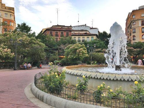 terrazas madrid, terrazas, cenar en madrid, restaurantes con terraza madrid, terrazas con encanto, las mejores terrazas de madrid, plaza olavide