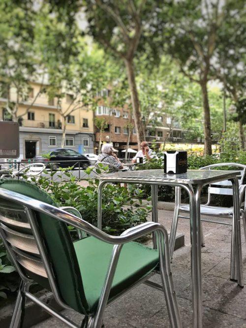 terrazas madrid, terrazas, cenar en madrid, restaurantes con terraza madrid, terrazas con encanto, las mejores terrazas de madrid, bar retro