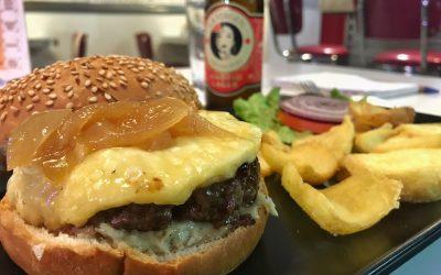 Skyline Dinner: menú de Navidad de hamburguesas
