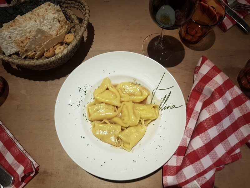 restaurante fellina pasta, restaurantes románticos