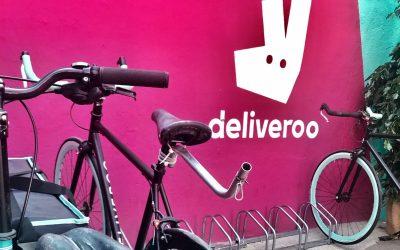 Atención los que viven o trabajan cerca: llega Deliveroo Editions