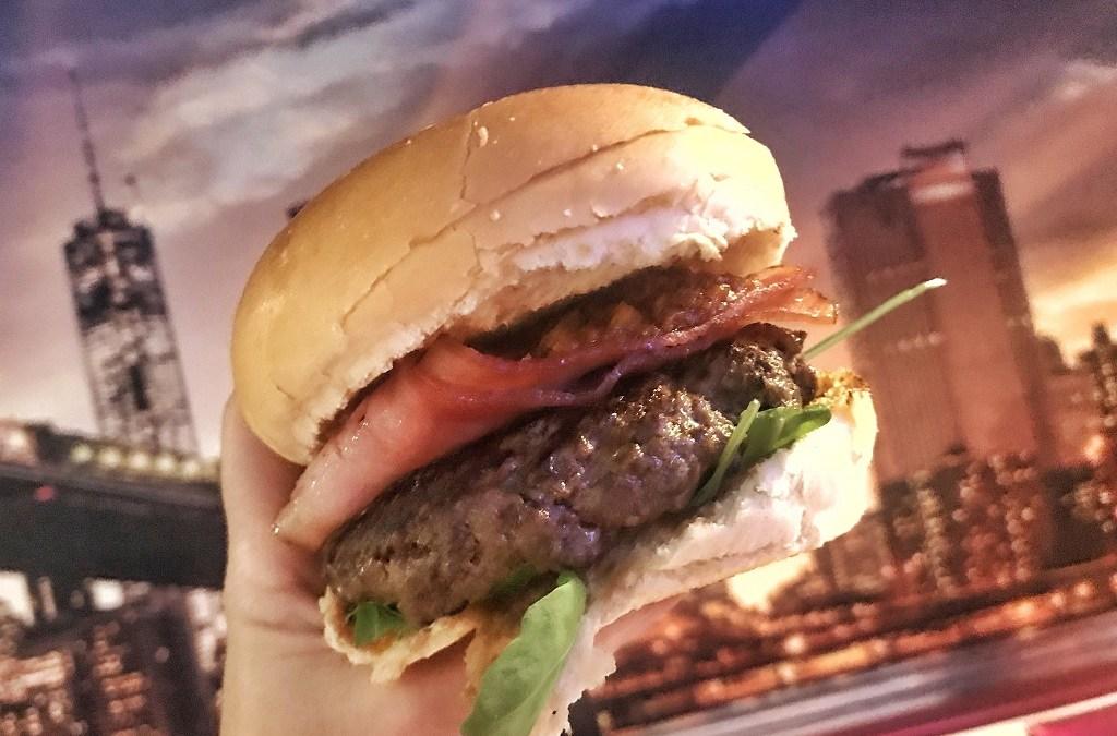 Propósito 2019: comer buenas hamburguesas en Madrid. Skyline Diner