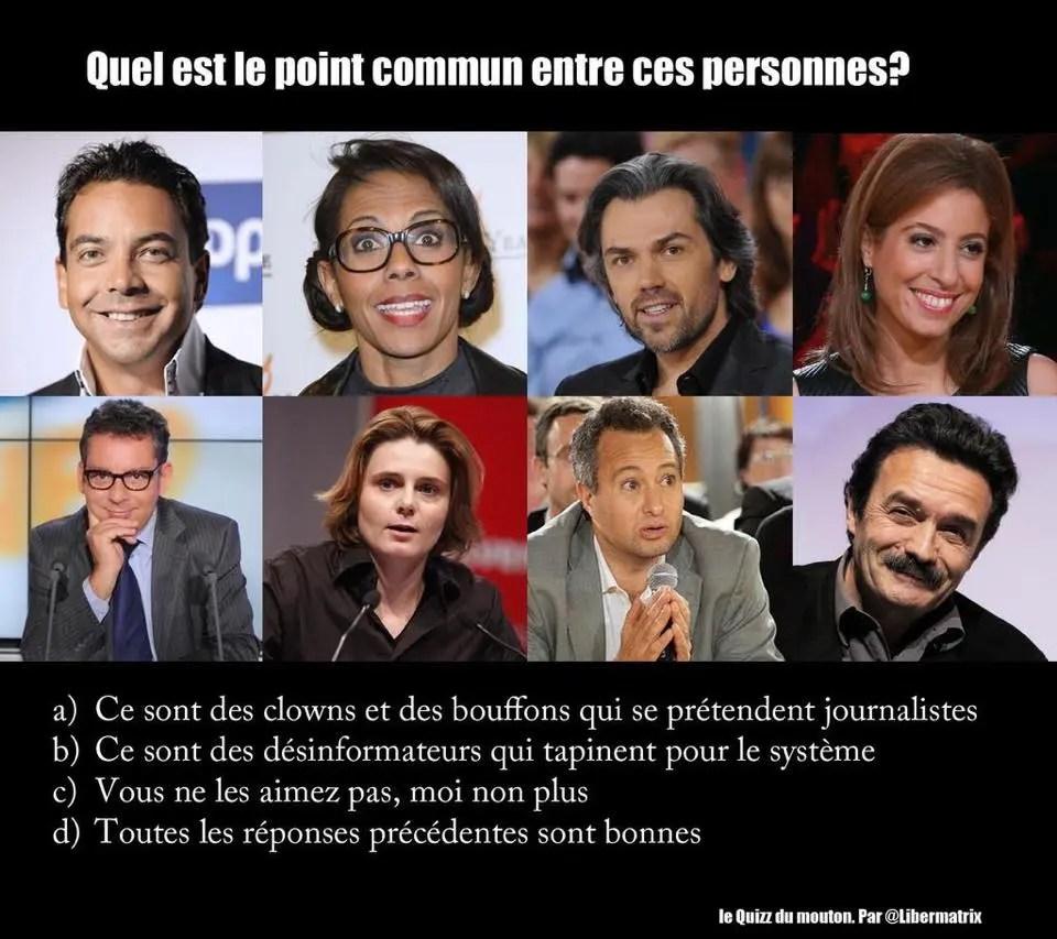 journalistes vendus