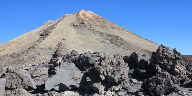 Permiso al pico del Teide