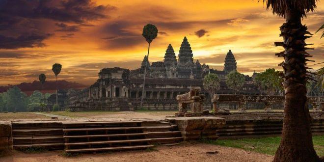 Templo de Angkor Wat