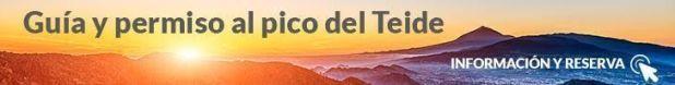 Permiso para el Pico del Teide