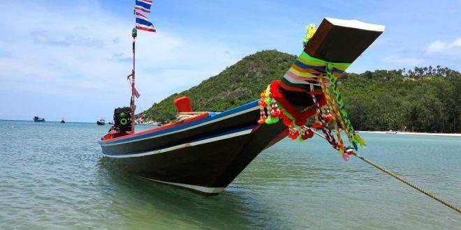 Playa en Koh Phangan