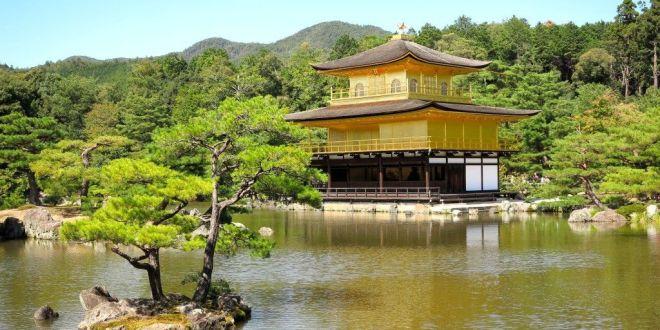 Templo Dorado de Kyoto