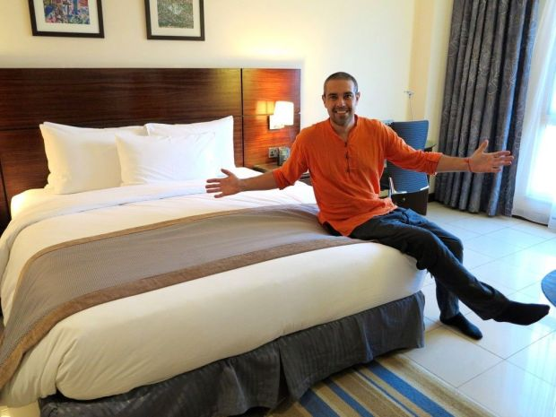 Hoteles en Jordania