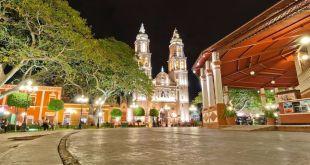 Plaza de Campeche