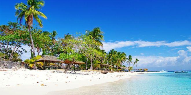 Paradise beach en Bantayan