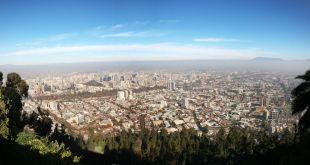 Vista de Santiago de Chile