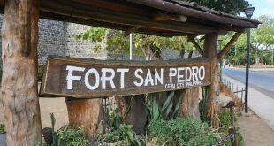 Fuerte de San Pedro en Filipinas
