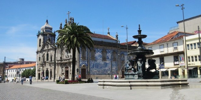 tour en Oporto