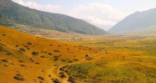 Senderismo por Butan