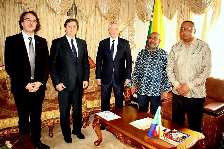 Investissements / Le milliardaire Eric Duval s'intéresse aux Comores