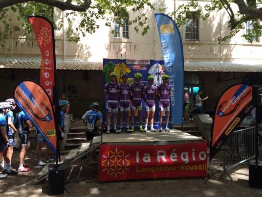 L'équipe M Santé Cyclisme