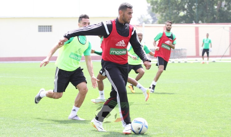 ziti ghoulam entrainement sidi moussa