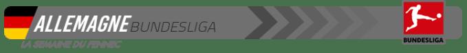 Allemagne banner bundesliga