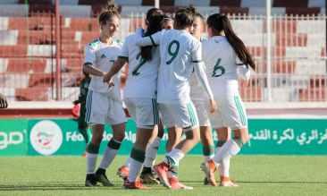 selection U20 feminine joie collective soudan sud
