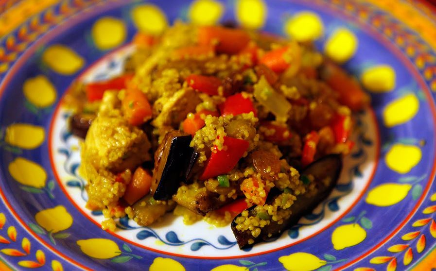Cous cous alla Maghrebina, la ricetta originale