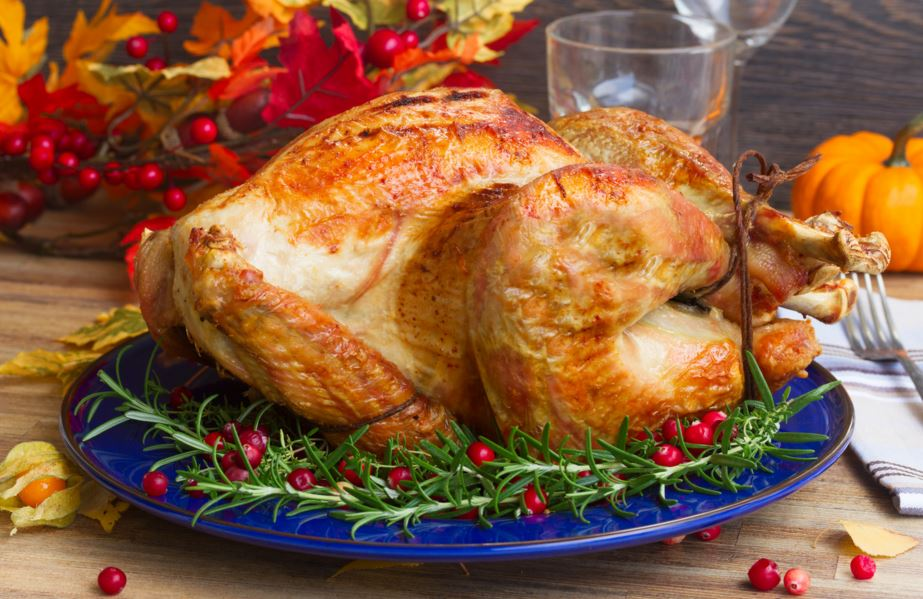 tacchino del thanksgiving