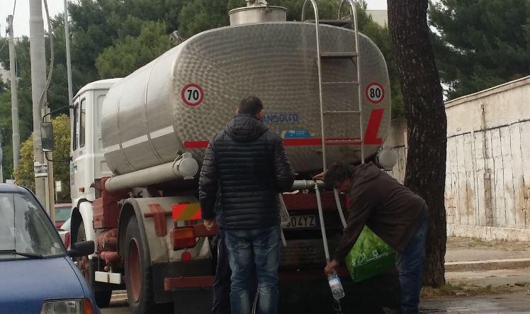 contaminazione acqua casamassima