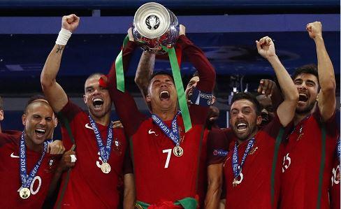 portogallo campione di euro 2016