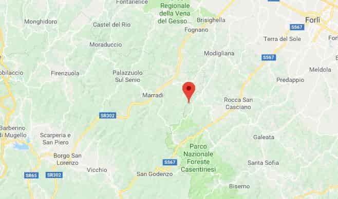 terremoto emilia romagna 3 maggio 2018