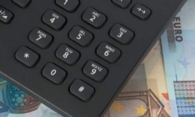 Bonus telefono fisso 2019