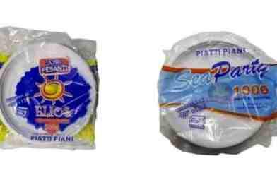 Piatti di plastica tossici ritirati dal mercato | Diversi i lotti interessati dal richiamo, NON USATELI