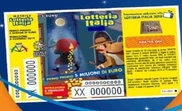 biglietti vincenti lotteria italia 2019