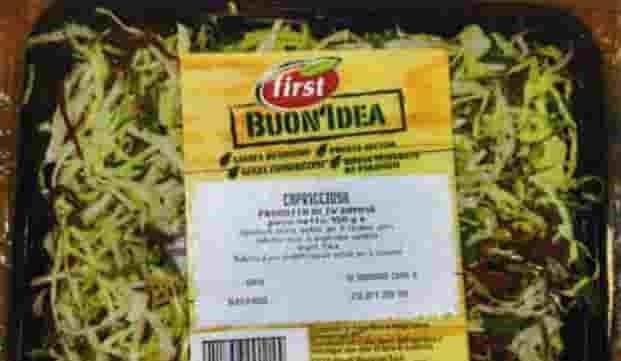 insalata mista capricciosa con listeria