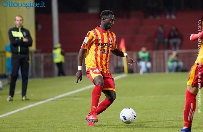 Bright Gyamfi rinforza la linea difensiva della Reggiana