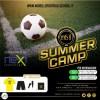 Partono i camp estivi della Morello Football School