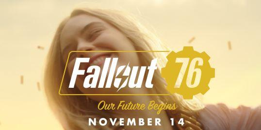 Fallout 76 : une nouvelle aventure commence [Test]