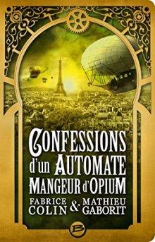 Confessions d'un automate mangeur d'opium cadeaux de dernière minute