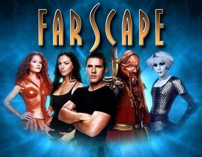 2 samedi séries Farscape