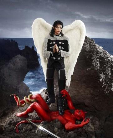 Michael Jackson - pop art - David LaChapelle